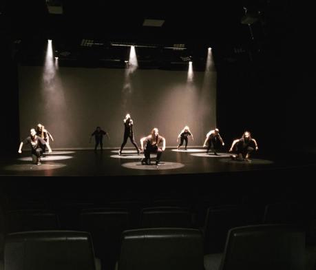 Tech Rehearsal 2015