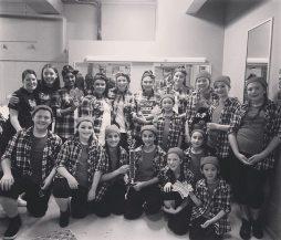 Kids Artistic Revue 2015