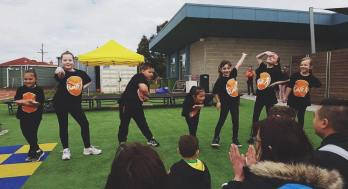 St John's School Fete Performance 2016