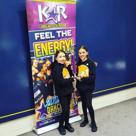Kids Artistic Revue 2016