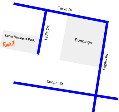 Epping studio map-2